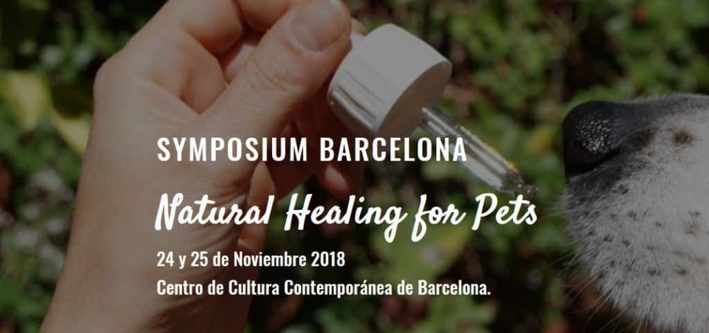 Symposium Natural Healing for Pets Barcelona